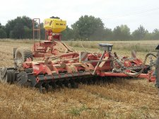DISKATOR high-speed disc cultivator